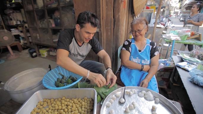 หลงรักยิ้ม หลงรักขนมไทยพื้นบ้าน ความหวานแห่งจันทบุรี+ชลบุรี