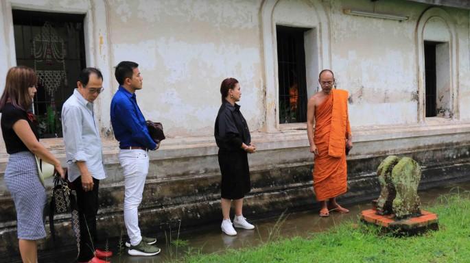 ข่าวรายการ เที่ยวละไม...ไทยแลนด์เวิลด์ ตอน :: เที่ยววัดดังเมืองจันทบุรี