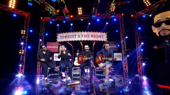 ข่าวรายการ Tonight The Night (คืนสำคัญ) 3 พี่น้อง บ้านสินเจริญ ผู้หลงใหลและคลั่งไคล้ในเสียงเพลง