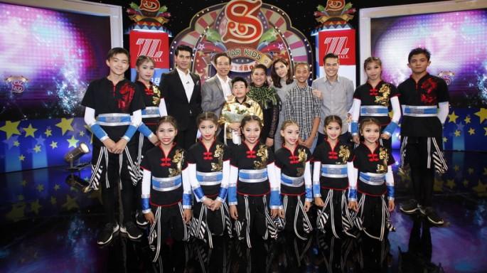 """ข่าวรายการ STAR KIDS  """"สตาร์ คิดส์"""" แชมป์ชนแชมป์ สัปดาห์ที่ 4 ครบเครื่อง นักดนตรี นักร้อง นักเต้น"""