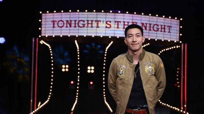 ข่าวรายการ Tonight The Night (คืนสำคัญ) โตโน่ ภาคิน คําวิลัยศักดิ์ - the toys