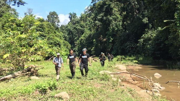 ข่าวรายการ สมุดโคจร On the way ภารกิจพิชิตผืนป่าฮาลาบาลา อเมซอนแห่งอาเซียน ใน สมุดโคจร On The Way