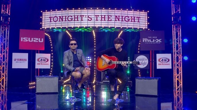 ข่าวรายการ Tonight The Night (คืนสำคัญ) The toys  - ธันวา บุญสูงเนิน