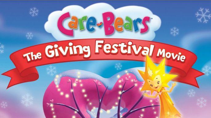 ข่าวรายการ เที่ยงหรรษา อาทิตย์การ์ตูน วันอาทิตย์ที่ 14 มกราคม 2561  Care Bears : The Giving Festival -- หมีน้อยแคร์แบร์ส ตอน เทศกาลแห่งการให้