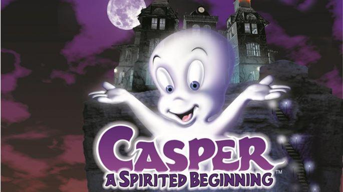 ข่าวรายการ เที่ยงหรรษา อาทิตย์การ์ตูน วันอาทิตย์ที่ 7 มกราคม 2561  Casper: A Spirited Beginning : แคสเปอร์ ผีน้อยกวนเมือง