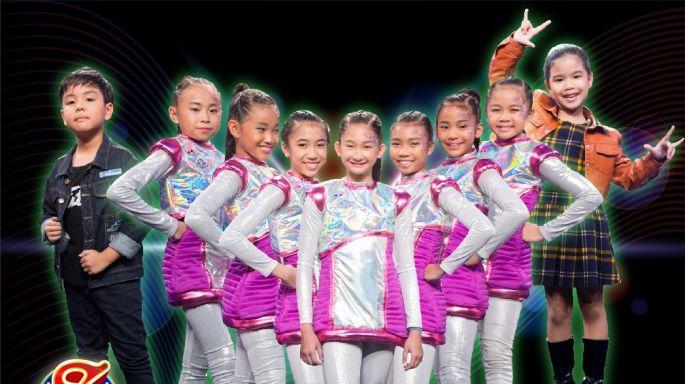 """ข่าวรายการ STAR KIDS  """"สตาร์ คิดส์"""" รอบรองชนะเลิศ รุ่นเล็กขอประชัน ร้อง-เต้น"""