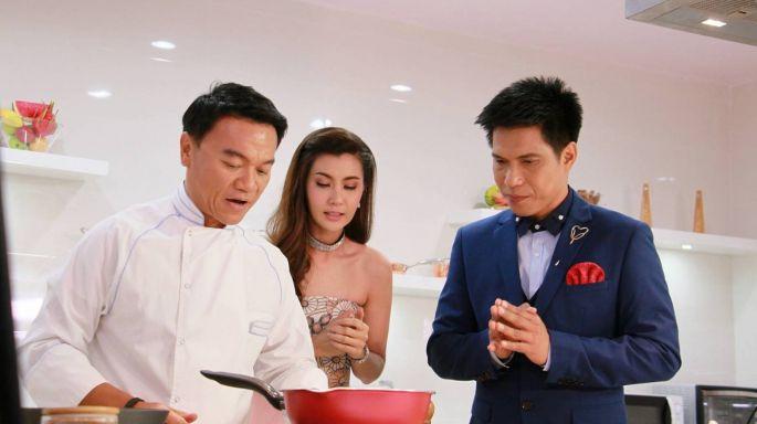 ข่าวรายการ The Big Kitchen เปลี่ยนชีวิต พิชิตฝัน  รายการ The Big Kitchen ประเดิมเทปแรกสุดพิเศษ