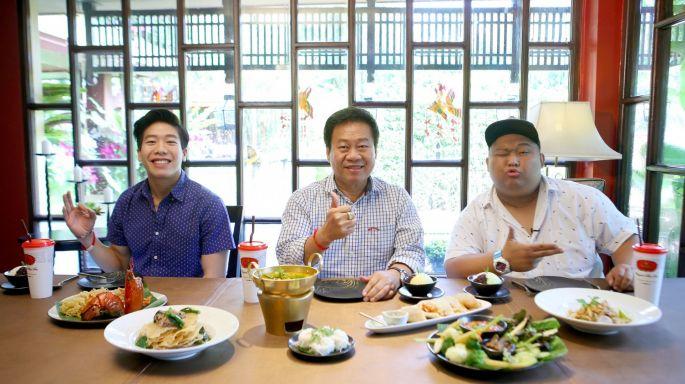 ข่าวรายการ กินเที่ยว Around The World ร้าน Patara Fine Thai Cuisine
