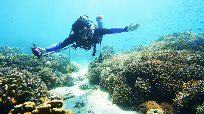 """ข่าวรายการ สมุดโคจร On the way """"จ๊อบ - นิธิ"""" ท้าเที่ยววัดใจ กับการผจญภัยใน Cebu"""