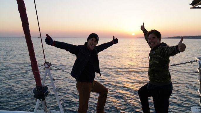 ข่าวรายการ สมุดโคจร On the way เที่ยวเกาหลีสุดฟิน อินเจจู
