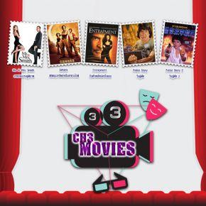ภาพยนตร์ช่อง3 CH3Movies เดือนตุลาคม 2563